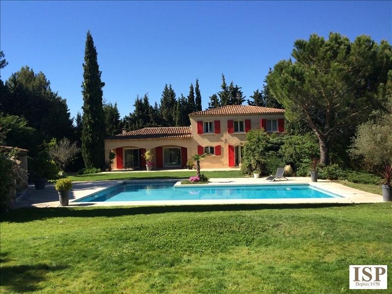 Vente de prestige maison / villa Aix en provence 1150000€ - Photo 1