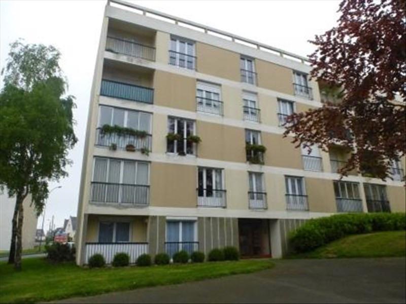 Rental apartment St brieuc 485€ CC - Picture 1