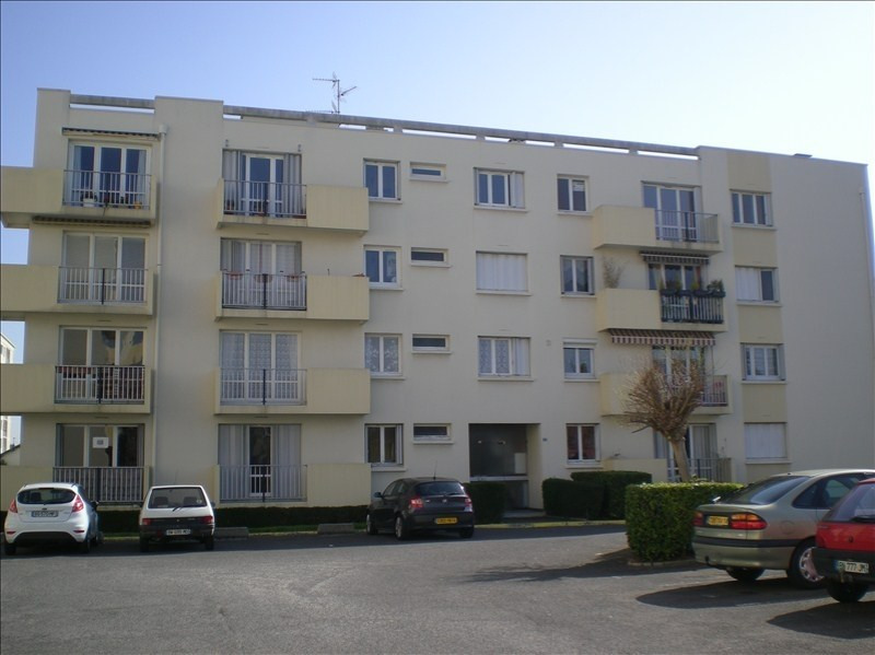 Rental apartment Caen 662€ CC - Picture 1