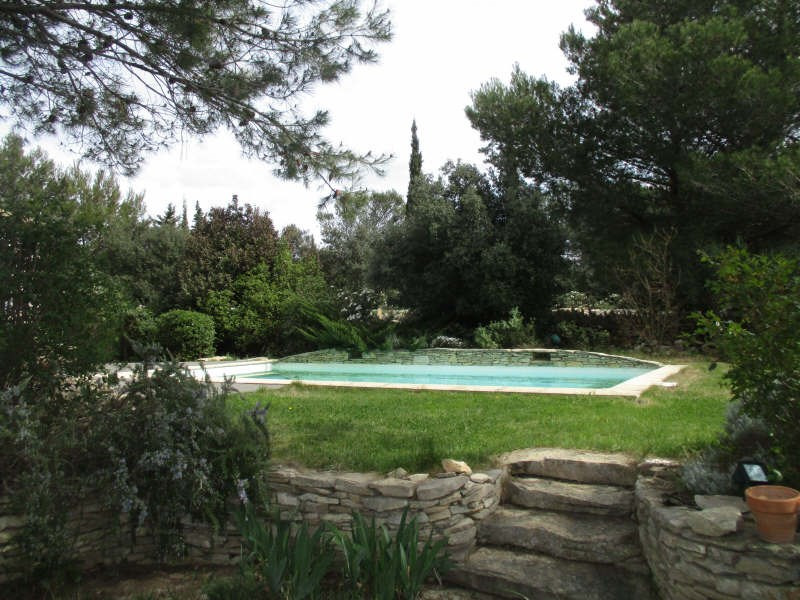 Vente de prestige maison / villa Nimes 680000€ - Photo 5