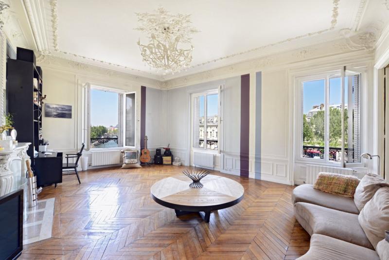 Paris 5th District – A charming six-room apartment.