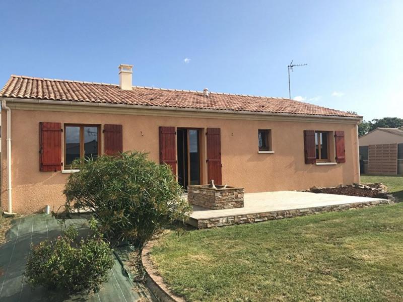 Vente maison / villa La mothe achard 174800€ - Photo 1