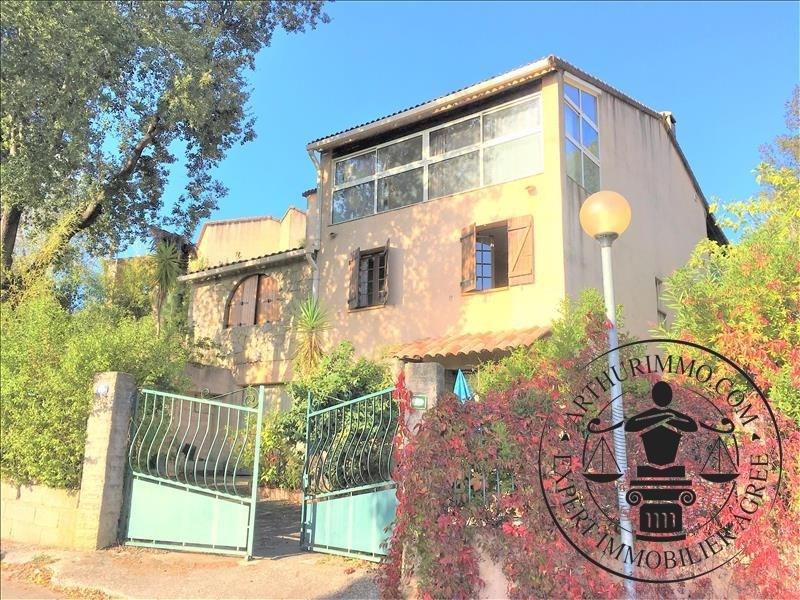 Sale house / villa Alata 390000€ - Picture 1