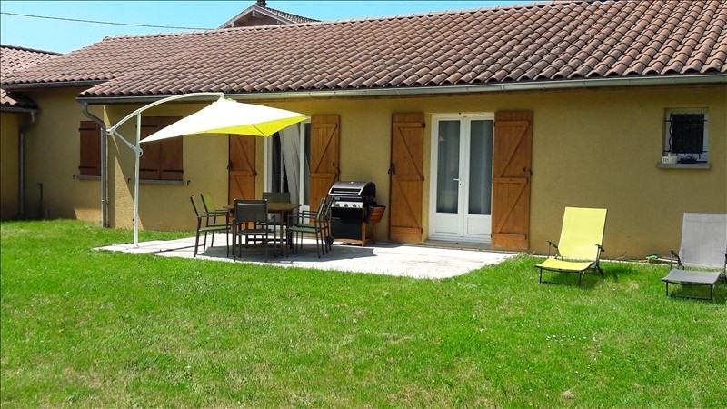 Vendita casa Chonas l amballan 250000€ - Fotografia 2