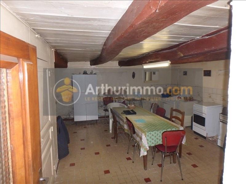 Sale house / villa St martin du mont 142000€ - Picture 1