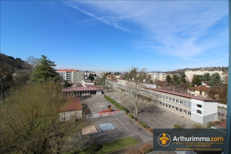 Sale apartment Bourgoin jallieu 79 000€ - Picture 6
