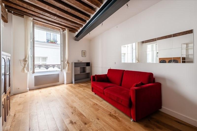 Vente appartement Paris 5ème 425000€ - Photo 1