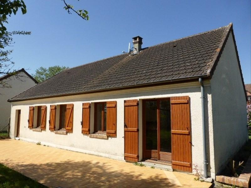 Sale house / villa Cosne cours sur loire 117700€ - Picture 2