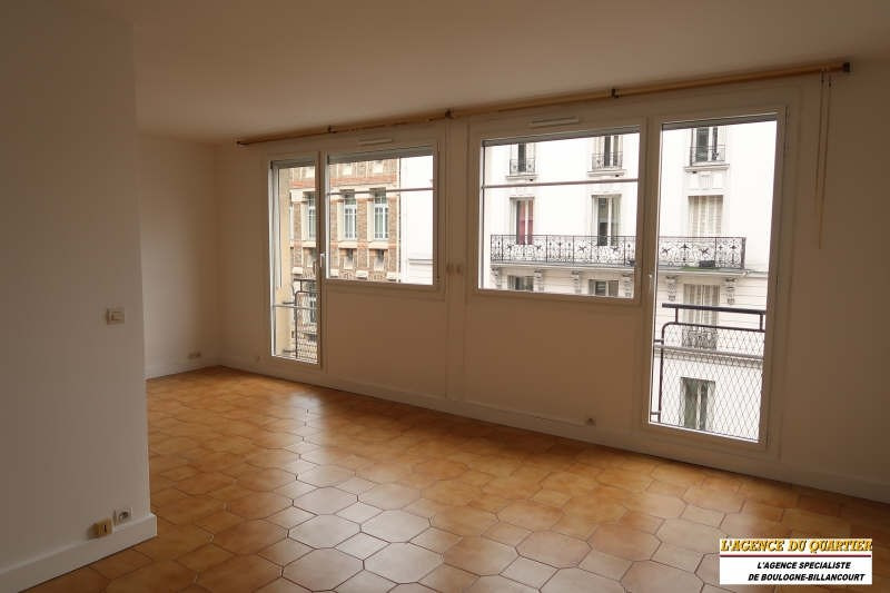 Alquiler  apartamento Boulogne billancourt 1295€ CC - Fotografía 2