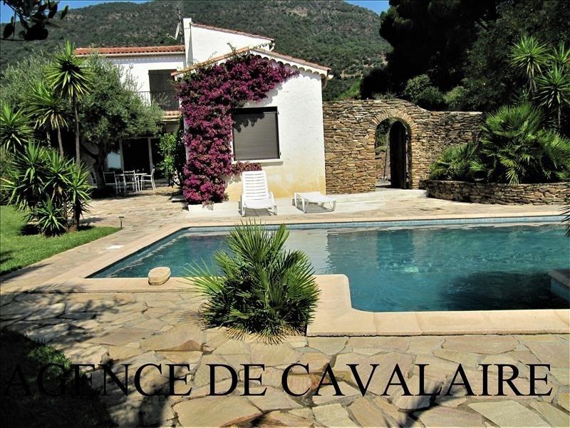 Deluxe sale house / villa Cavalaire sur mer 788000€ - Picture 1