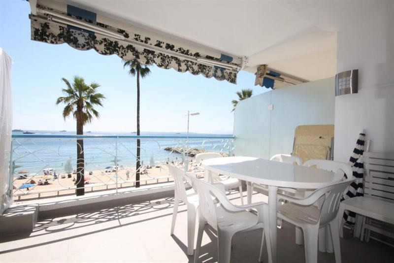Location vacances appartement Juan les pins  - Photo 1
