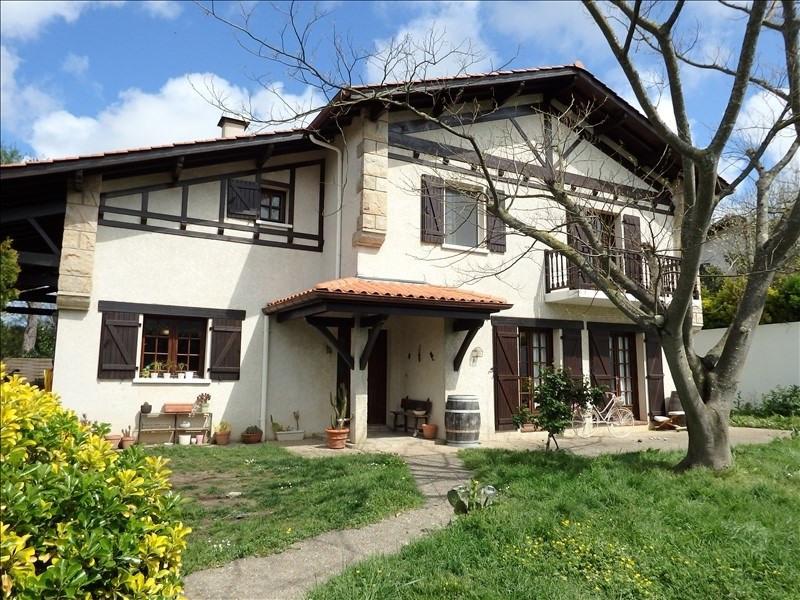 Vente maison / villa Behobie 500000€ - Photo 1