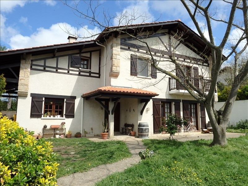 Vente maison / villa Urrugne 500000€ - Photo 1