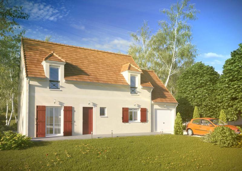 Maison  3 pièces + Terrain 500 m² Clermont (60600) par MAISONS PIERRE