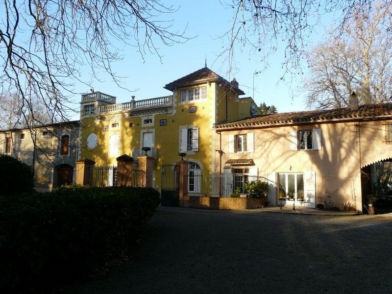 Vente de prestige maison / villa Bram 997000€ - Photo 1