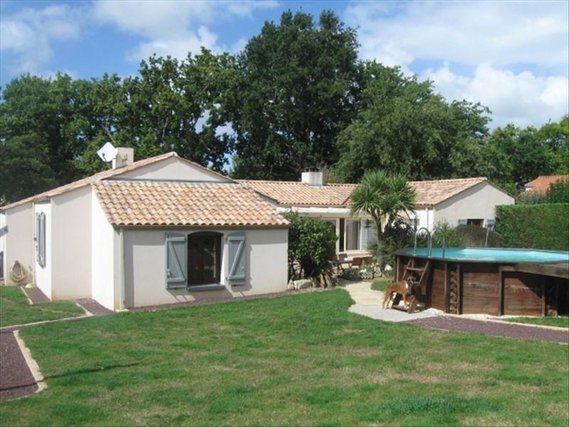 Vente maison / villa Givrand 367600€ - Photo 1