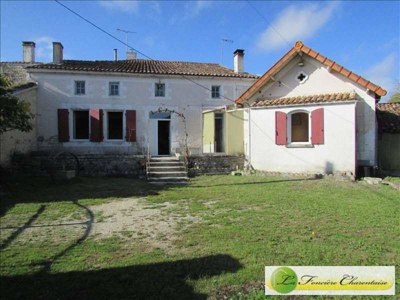Vente maison / villa Auge 68000€ - Photo 2