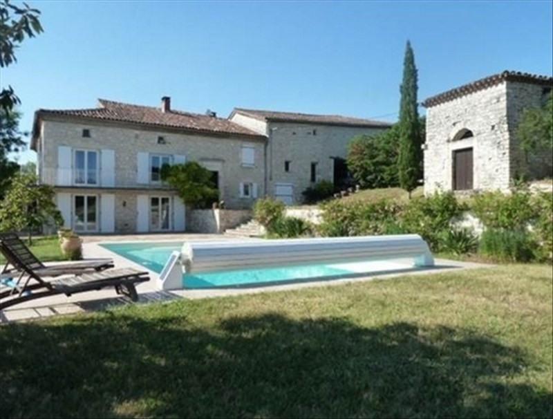 Venta de prestigio  casa Albi 585000€ - Fotografía 1