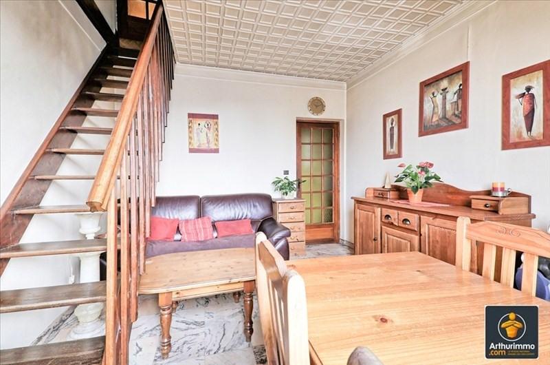 Vente appartement Villeneuve st georges 153000€ - Photo 1