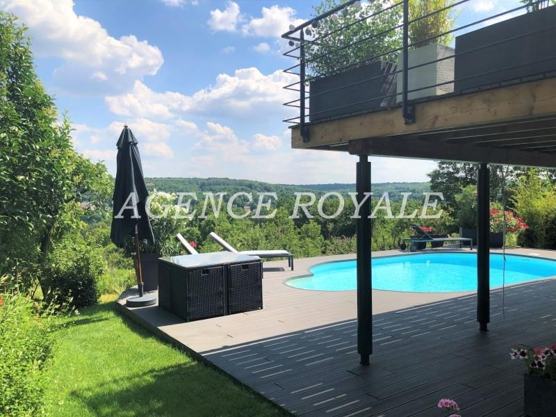 Deluxe sale house / villa Mareil marly 1155000€ - Picture 2