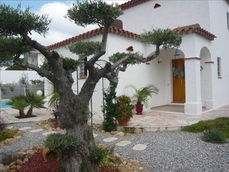 Vente maison / villa Villeneuve de la raho 466000€ - Photo 3