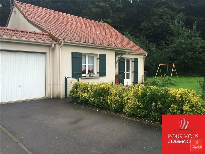 Sale house / villa Samer 157000€ - Picture 1