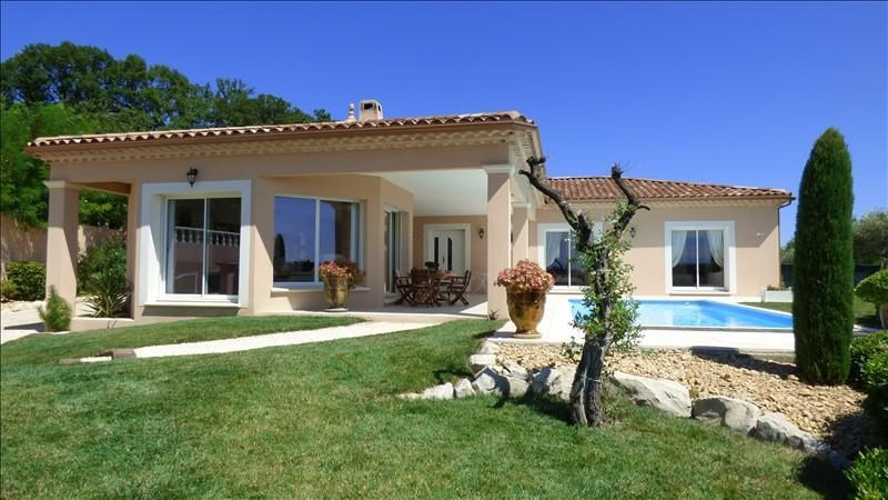 Deluxe sale house / villa Aubignan 630000€ - Picture 1