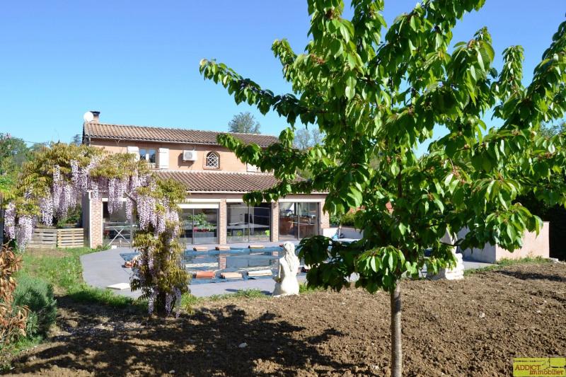 Vente maison / villa Pechbonnieu 414000€ - Photo 7