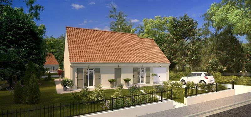 """Modèle de maison  """"Sagesse 2.077 CA"""" à partir de 3 pièces Hauts-de-Seine par A&A CONSEIL"""