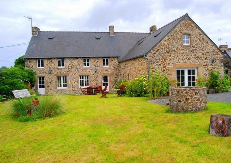 Vente de prestige maison / villa Blainville sur mer 906250€ - Photo 1