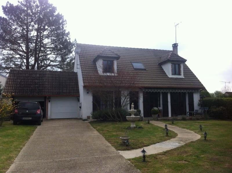 Vente maison / villa Axe le chatelet - monterea 286000€ - Photo 2