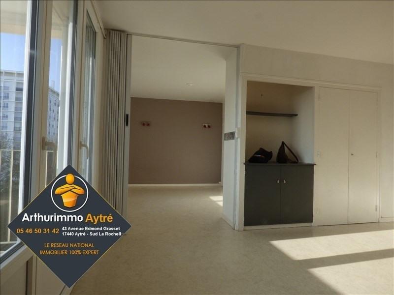 Produit d'investissement appartement La rochelle 145600€ - Photo 1