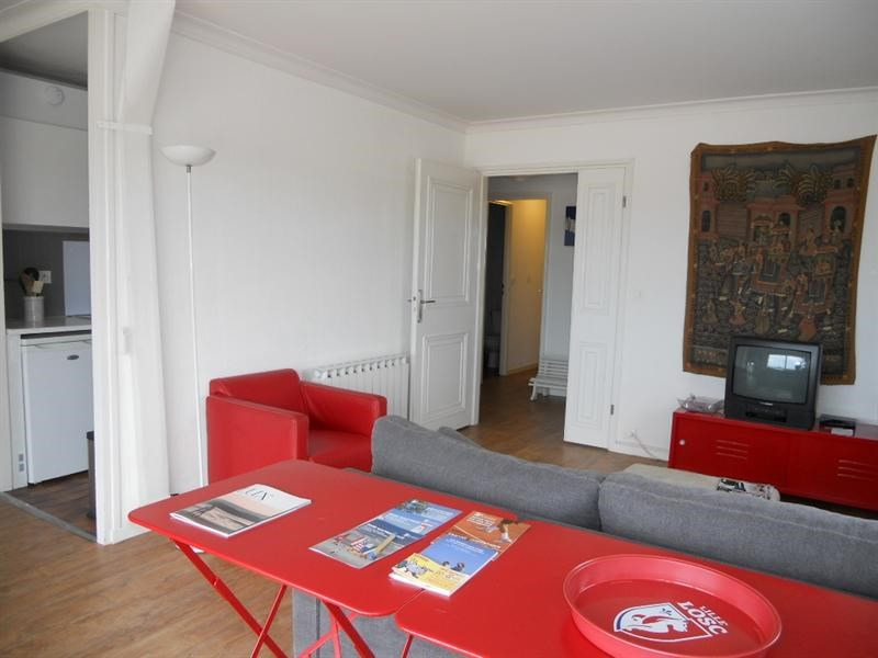 Verhuren vakantie  appartement Le touquet 635€ - Foto 1