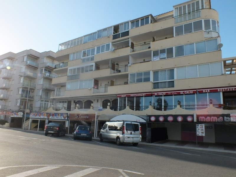 Location vacances appartement Roses santa-margarita 480€ - Photo 1