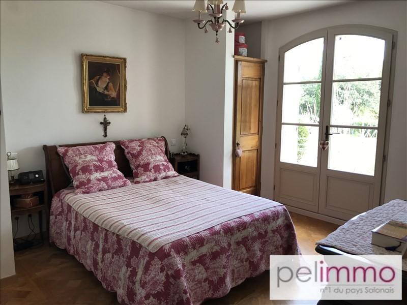 Vente maison / villa Cornillon confoux 495000€ - Photo 8