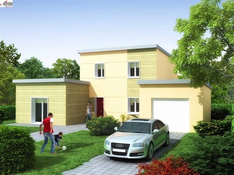 Maison  5 pièces + Terrain 647 m² Biéville Beuville par maisons pierre