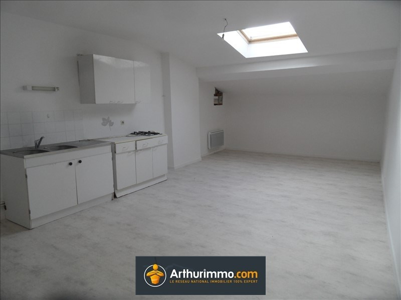 Sale apartment Cremieu 71 000€ - Picture 1
