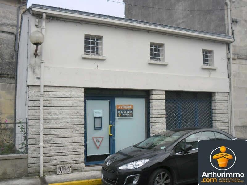 Sale building Matha 44800€ - Picture 1
