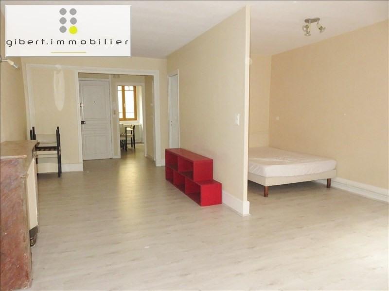 Sale apartment Le puy en velay 49900€ - Picture 4