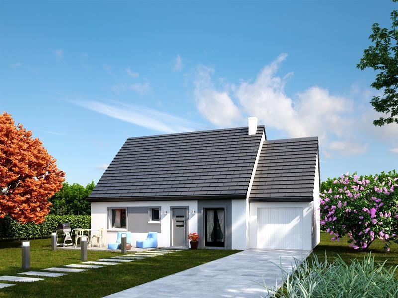 Maison  5 pièces + Terrain 220 m² Varreddes par MAISONS KERBEA