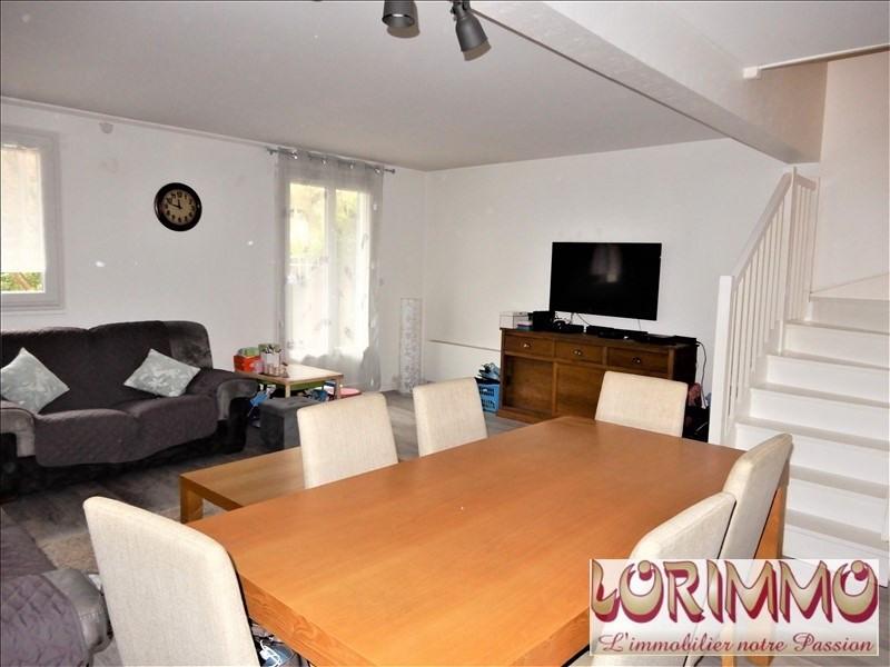 Vente maison / villa Mennecy 268000€ - Photo 2