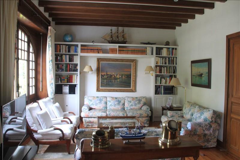 Venta de prestigio  casa Hendaye 1860000€ - Fotografía 5