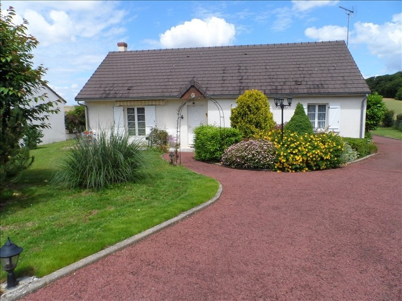 Sale house / villa Villeneuve l'archev 180000€ - Picture 1