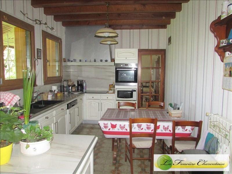 Vente maison / villa Aigre 222000€ - Photo 4