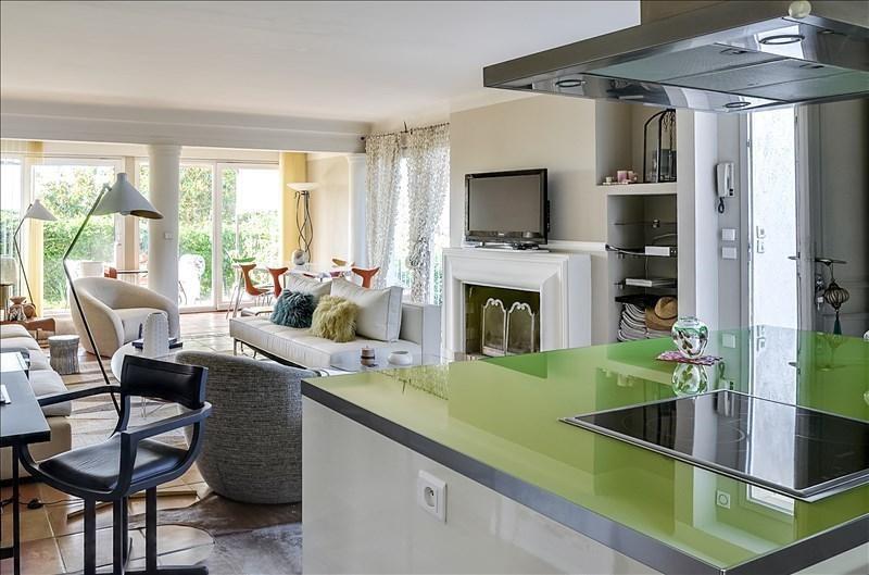 Verkoop  appartement Eguilles 498000€ - Foto 7