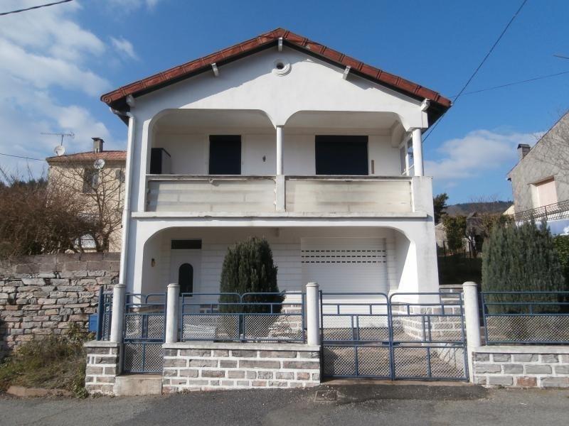 Sale house / villa St amans soult 125000€ - Picture 1