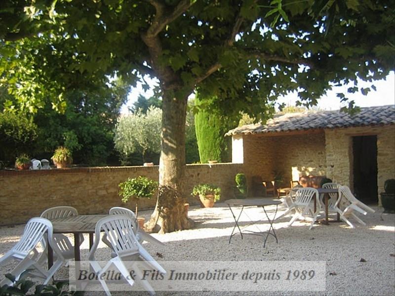 Vente de prestige maison / villa Goudargues 545000€ - Photo 13
