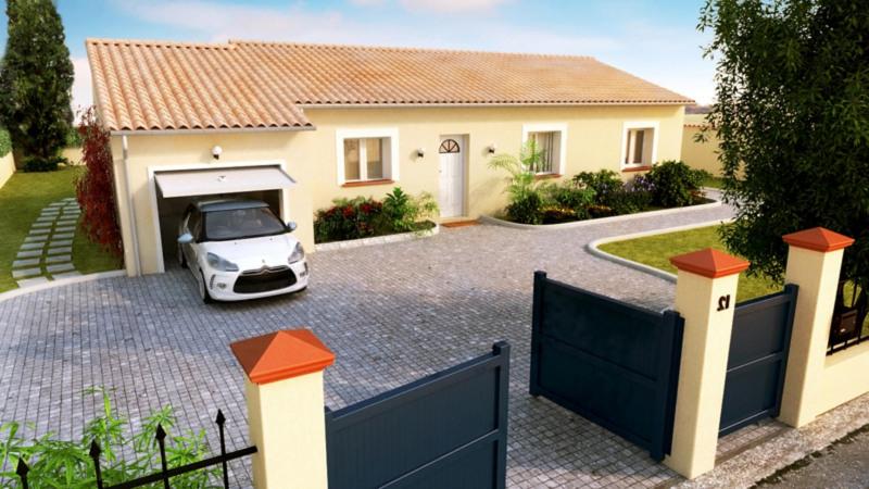 Maison  5 pièces + Terrain 770 m² Grenade par CELIA CREATION