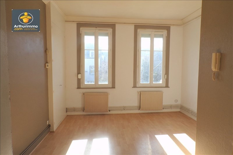 Vente appartement Fecamp 71 000€ - Photo 1