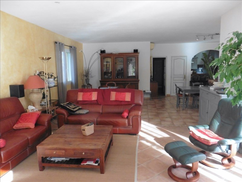 Sale house / villa Saint pierre de boeuf 345 000€ - Picture 4